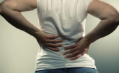 Reduction of pain in the joints, back